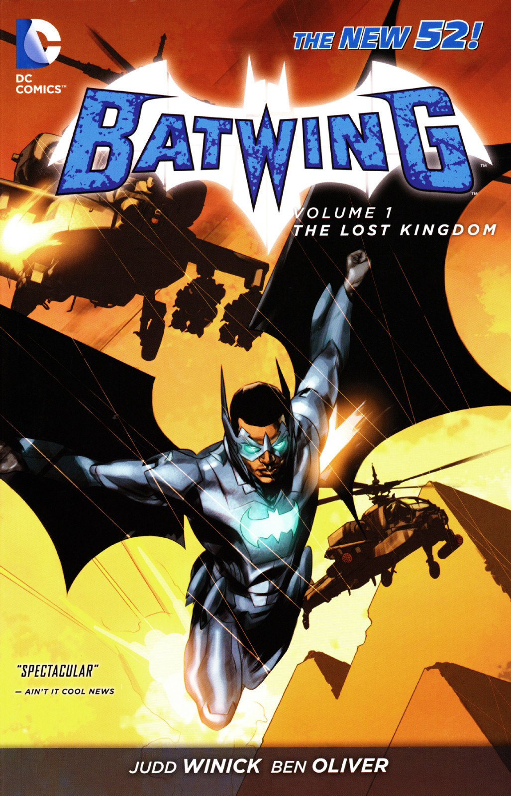 [Review VO] Batwing Vol. 1: The Lost Kingdom 34