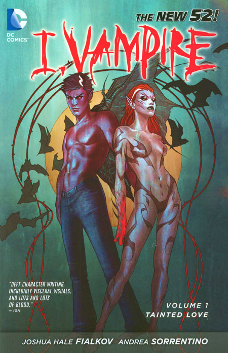 [Review VO] I, Vampire Vol. 1: Tainted Love 34