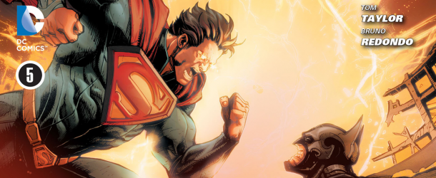 [Review VO] Injustice : Gods Among Us #5