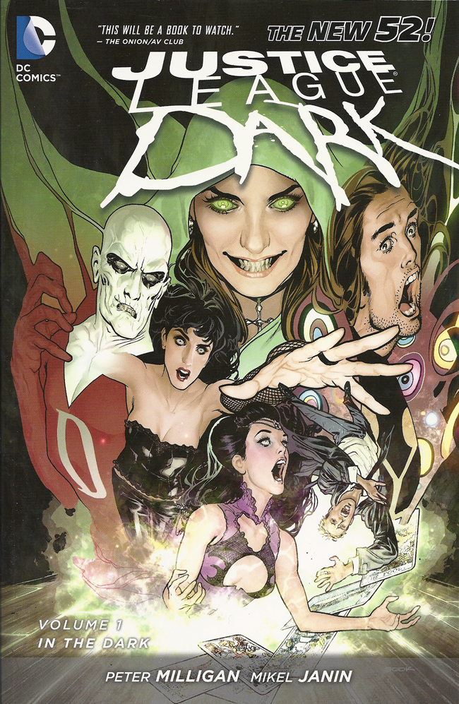 [Review VO] Justice League Dark Vol. 1: In the Dark 26