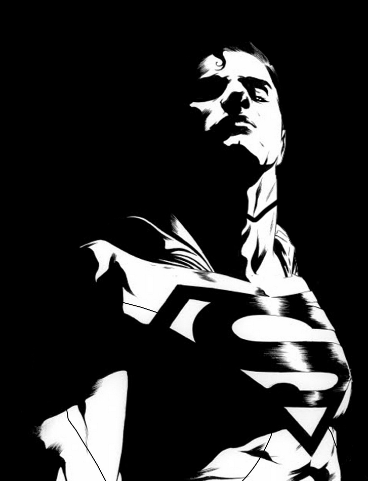 Superman Batman Logo Black And White Superman Batman Black And