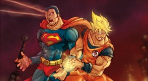 Death Battle – Goku vs. Superman