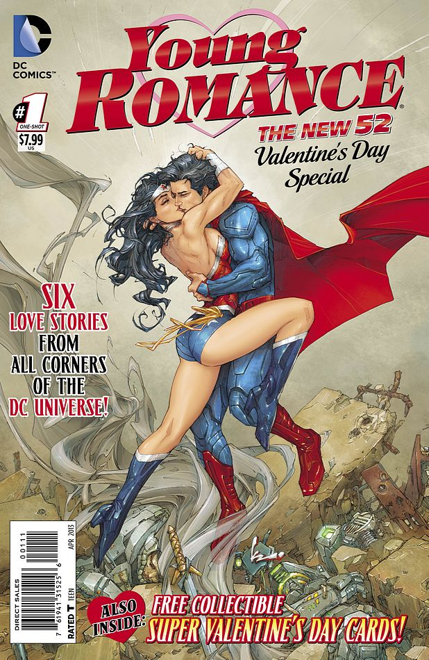 [Review VO] Young Romance: A New52 Valentine's Day Special #1 35
