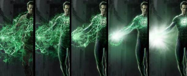 Une pluie de Concept Arts pour le film Green Lantern