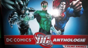 [Unboxing] Coffret DC Comics Anthologie
