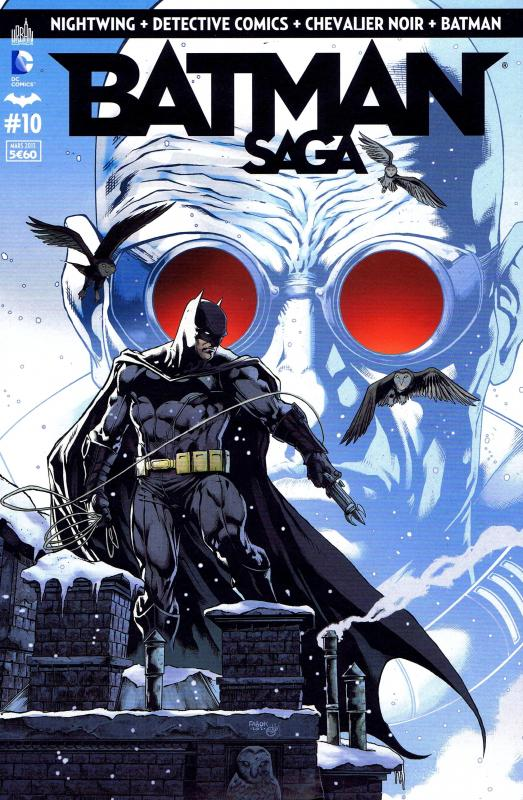 [Multi]  Batman Saga - Tome 10 [Urban comics]