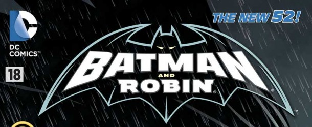 [Review VO] Batman & Robin #18