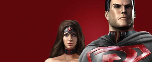 Injustice Gods Among US, nouvelle vidéo du DLC Red Son