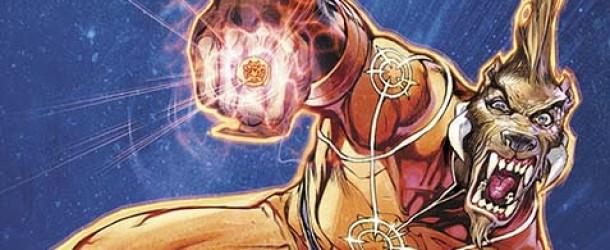 Sollicitations VO Juin 2013 – Green Lantern