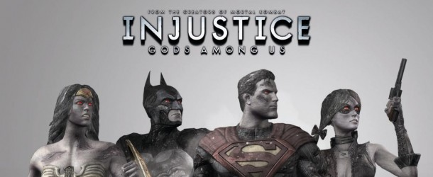 Injustice, le DLC Blackest Night en action