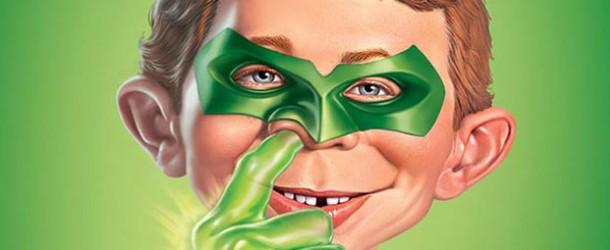 La couverture «MAD» de Green Lantern #19 dévoilée