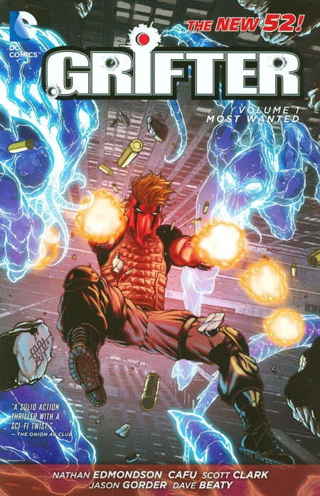 [Review VO] Grifter Vol. 1: Most Wanted 36