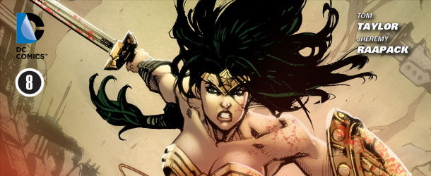 [Review VO] Injustice : Gods Among Us #8