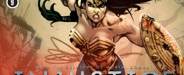 [Review VO] Injustice : Gods Among Us #9