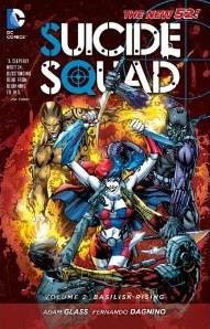 [Review VO] Suicide Squad Vol. 2: Basilisk Rising 36