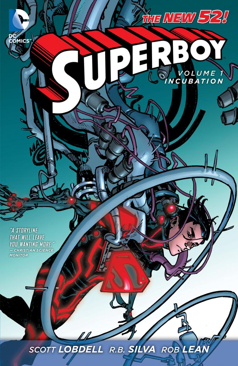 [Review VO] Superboy Vol. 1: Incubation 36