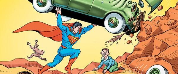 La couverture «MAD» de Superman #19 dévoilée