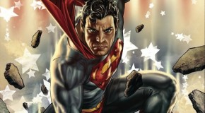 Superman à Terre par Urban Comics décalé