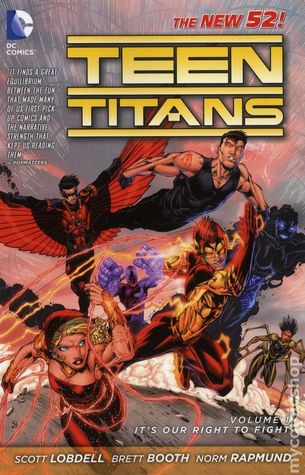 [Review VO] Teen Titans Vol. 1: It's Our Right to Fight 35