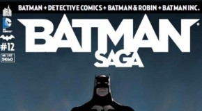 [Review VF] Batman Saga #12
