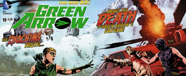 [Preview VO] Green Arrow #19