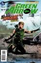 Green Arrow #19 cover