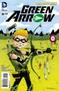 Green Arrow #19 variant cover