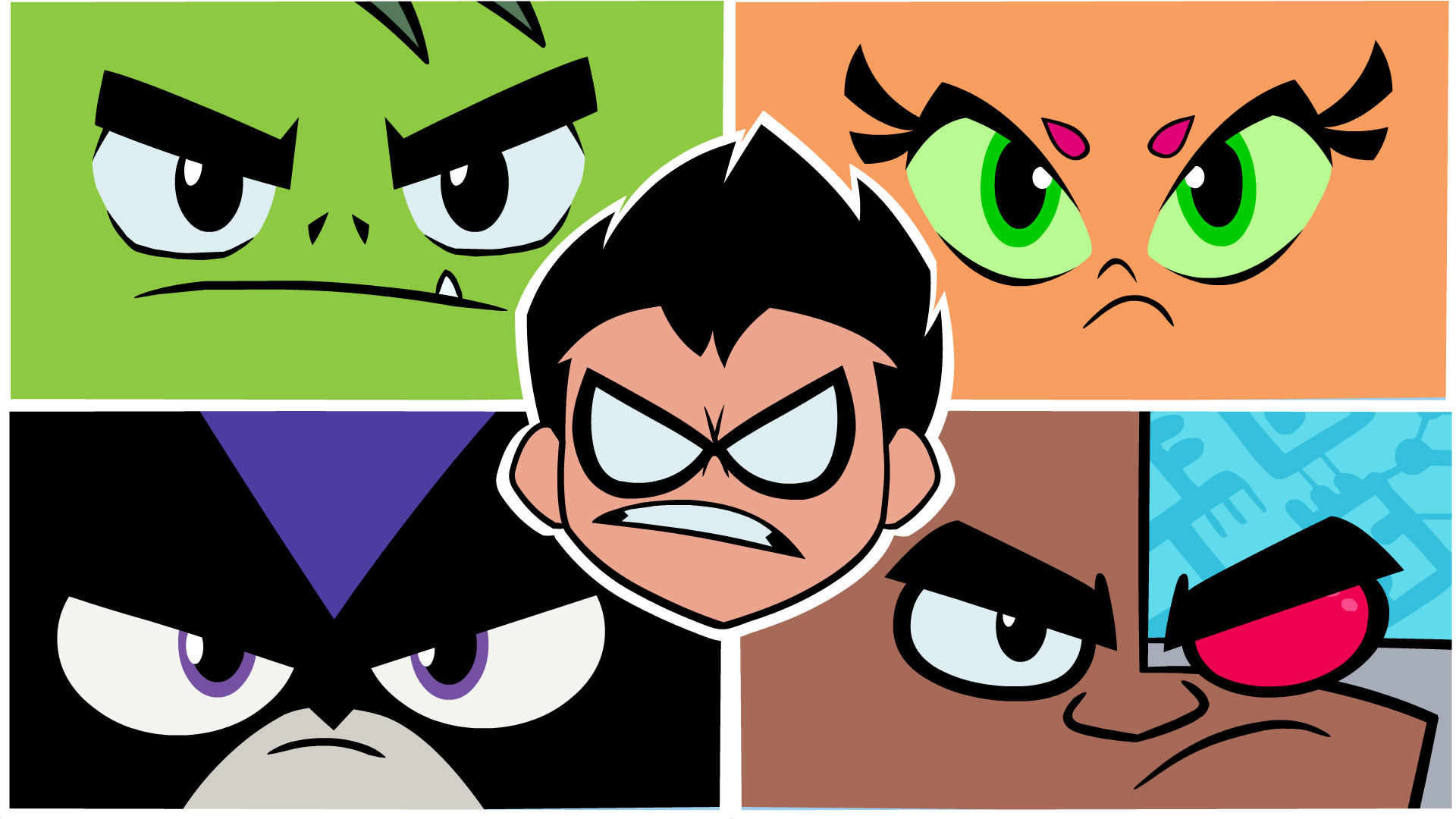 How To Draw Cyborg Teen Titans Go Step By Cartoon Network
