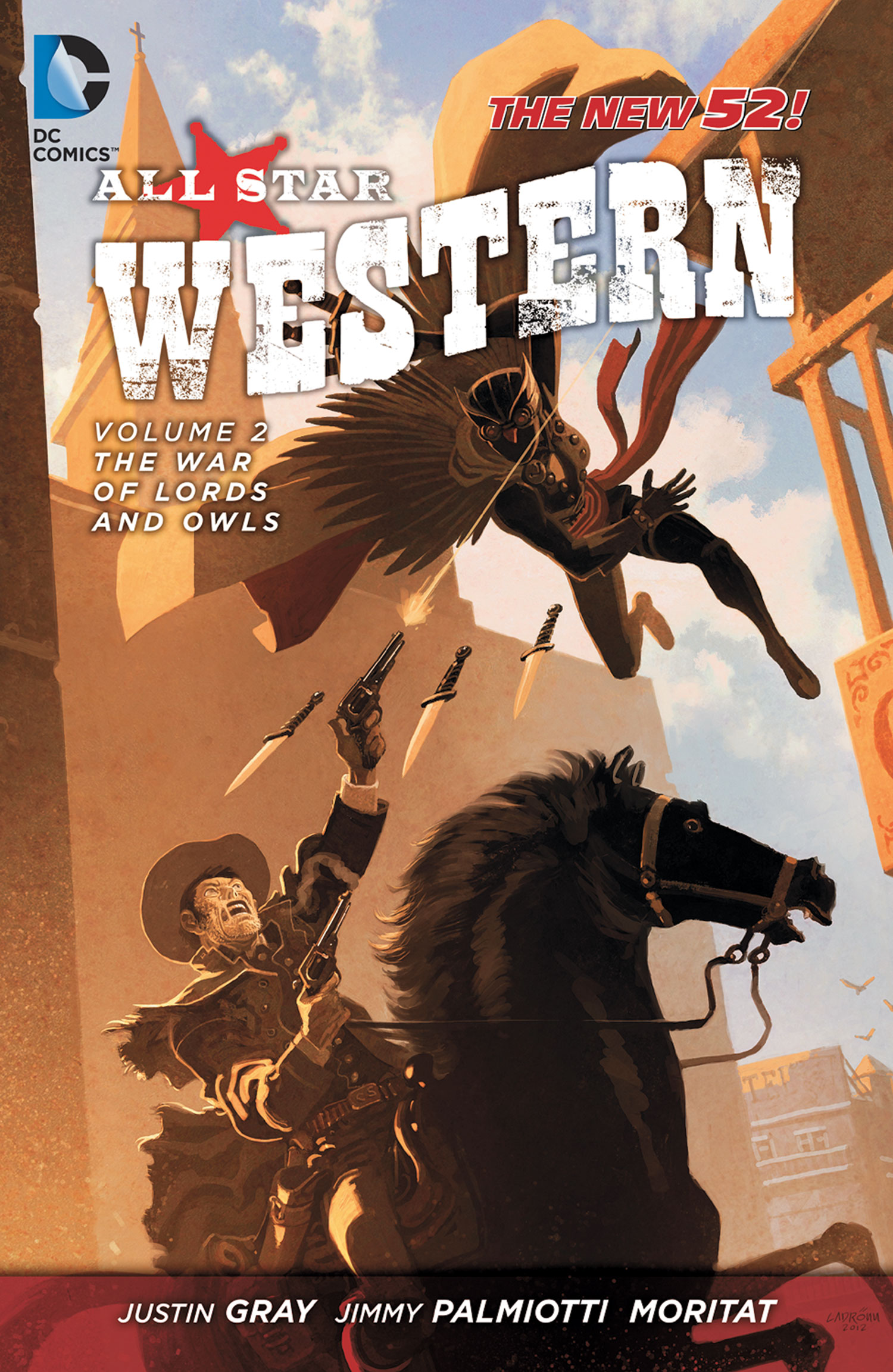 [Review VO] All-Star Western Vol. 2 36