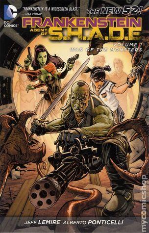 [Review VO] Frankenstein, Agent of S.H.A.D.E. Vol. 1 36