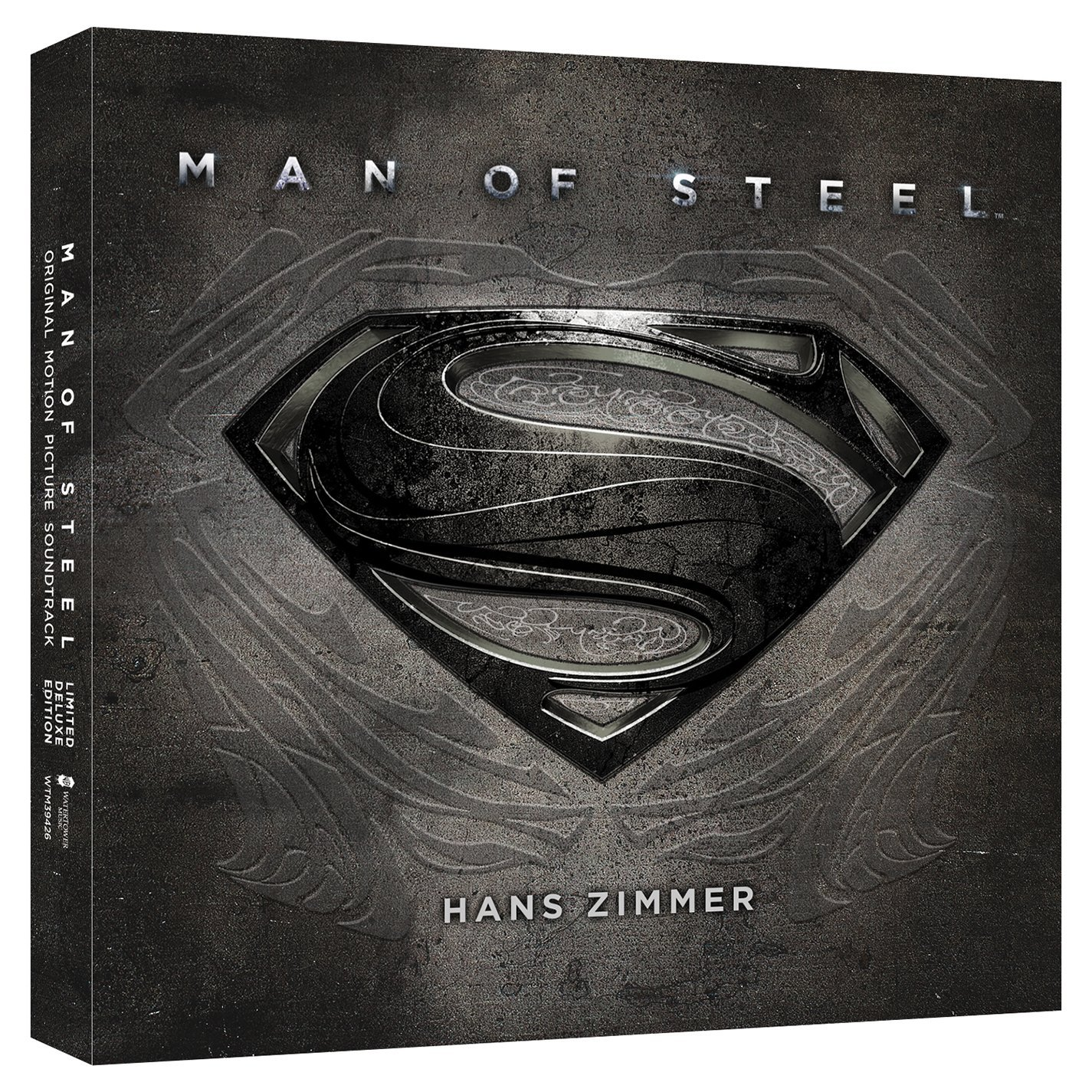 Man Of Steel 2013 OST- Hans Zimmer