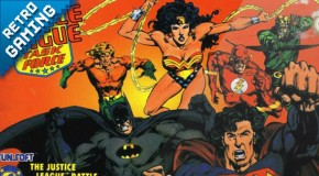 Retro Gaming #3 : Justice League Task Force