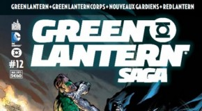[Review VF] Green Lantern Saga #12