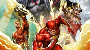 Concept-arts des personnages de The Flashpoint Paradox