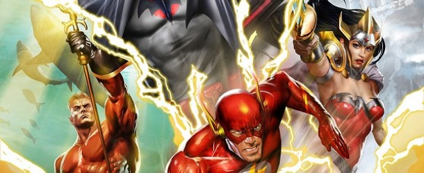 [Review TV] Justice League : The Flashpoint Paradox