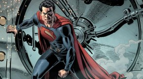 Découvrez la preview du comics tie-in de Man Of Steel