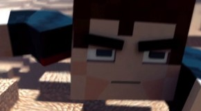 Mine Of Steel, Le Trailer Man Of Steel version Minecraft