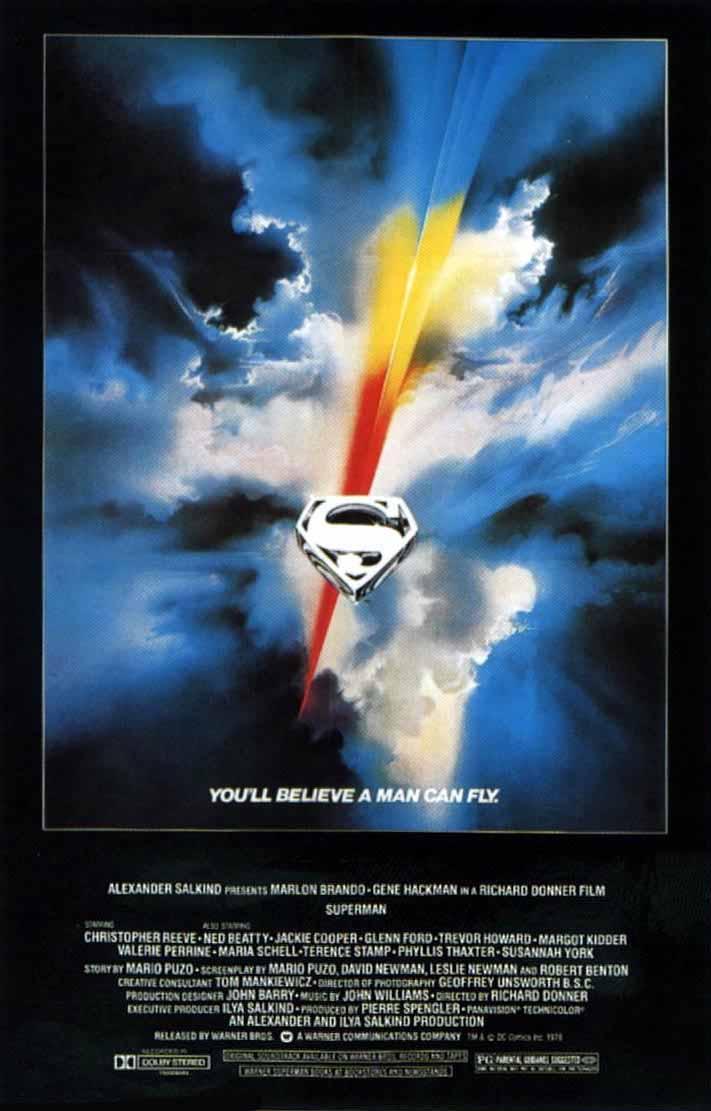 [Review Cinéma] Superman, le Film 1
