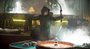 [Preview TV] Arrow S01E21 : The Undertaking
