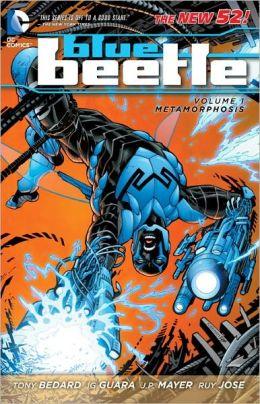 [Review VO] Blue Beetle Vol. 1: Metamorphosis 35