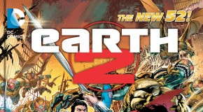 [Review VO] Earth 2 Vol. 1: The Gathering