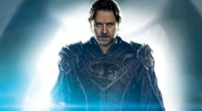Man Of Steel, Jor-El prend la pose