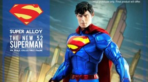 Play Imaginative dévoile Super Alloy The New 52 Superman