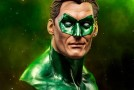 Le Buste Green Lantern par Sideshow Collectibles