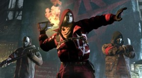 Quatre screenshots inédits de Batman : Arkham Origins