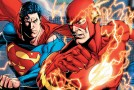 Zack Snyder arbitre de la course entre Superman et Flash