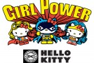 Quand Hello Kitty et DC Comics Se Rencontrent