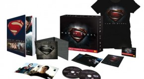 [Unboxing] Coffret collector numéroté Man of Steel exclusif FNAC