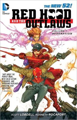 [Review VO] Red Hood and the Outlaws Vol. 1 35