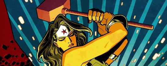 Wonder Woman Guts / Le Fruit de mes Entrailles